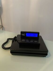 Smart Weigh Ace110 Digital Shipping Postal Scale Black