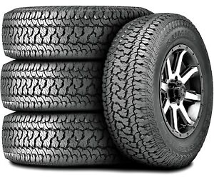4 New Kumho Road Venture At51 Lt 215 85r16 115 112r E 10 Ply A T Tires
