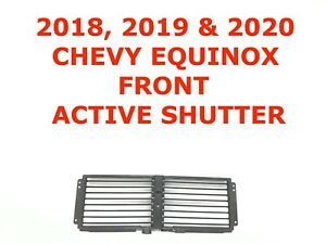 2018 2019 2020 Chevy Equinox Front Active Shutter 84498862