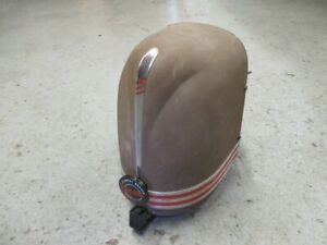 Original 40 Ford Type South Wind Gas Heater For Car Or Woody has 40 Ford Trim