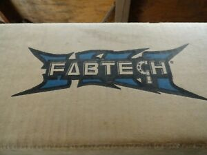 New Fabtech Suspension Body Lift 4 Control Arms Only Fast Shipping