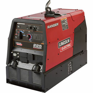 Lincoln Electric Ranger 225 Welder generator 10 500 Watts K2857 1