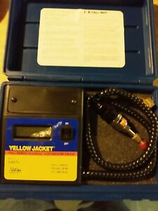 Low Vacuum Gauge Yellowjacket