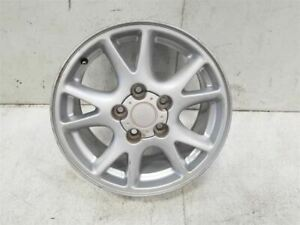 2000 2002 Chevrolet Camaro 16x8 Brushed Finish Wheel Rim 10 Spoke Oem 89472