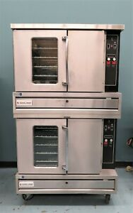 Garland Convection Oven double Deck Electric Eco 3 10 e