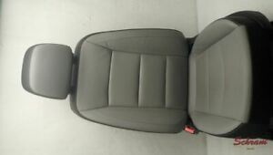 Terrain Front Driver Gray Leather Seat 2019 2004742