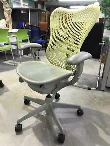 Office Chair Herman Miller Mirra V1 Basic Model Flex Back Task Chairs