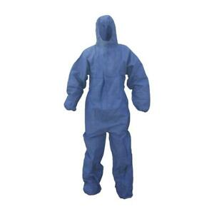 Disposable Medical Coveralls Safety Clothing Protection Waterproof