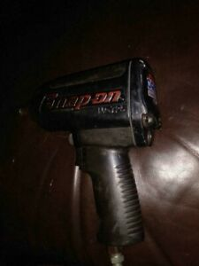 Snap On 1 2 Impact Wrench Mg725 1200 Ft lbs Torque Air powered