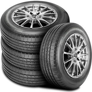4 New Kenda Kenetica Touring A s 195 60r14 86h As All Season Tires