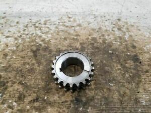 2000 2001 Ford Excursion 5 4l Engine Crankshaft Gear Sprocket Oem 155172