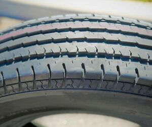 Fortune St01 St 205 75r14 Load D 8 Ply Trailer Tire