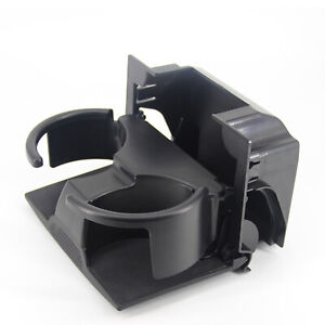 New Black Car Cup Holder Rear Center Console For Nissan Frontier Xterra Us