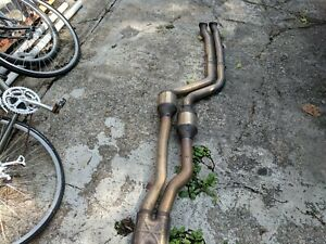 2010 Bmw 335i N54 Catalytic Converters Or Full Exhaust