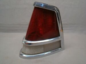 1956 Lincoln Continental Mark 2 Tail Light Assembly Mark Ii Taillight 1957 56 57