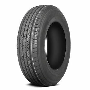 4 New Travelstar Hf288 Steel Belted St 225 75r15 Load E 10 Ply Trailer Tires