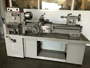 South Bend 14 X 40 Lathe Model Fourteen Nice Tight Machine