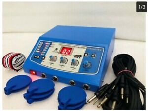 Brand New professional Use four Channel Electrotherapy Machine