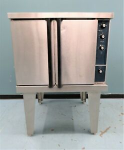 Duke Convection Oven Single Deck gas Fired 613 Series