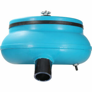 Raytech 21in Replacement Bowl For Td 75dc Vibratory Tumbler Model 23047r