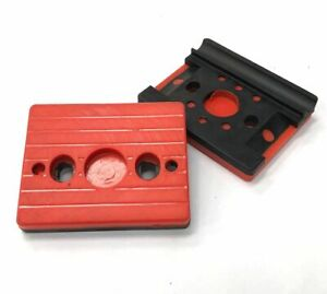 Dp1 Rubber Track Pad For Wadkin Tenoner Genuine Parts Price Each