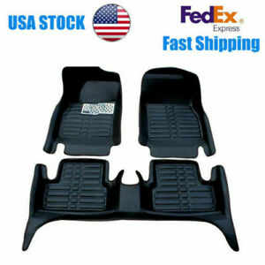 Fits For Ford Fusion 2013 2016 Car Floor Mats Anti slip Waterproof Auto Mat