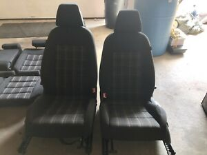 2010 Golf Gti Seats Front And Rear