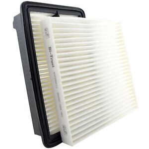 Engine And Cabin Air Filter Kit For Acura Ilx 13 15 Honda Civic 12 15 L4 2 4l