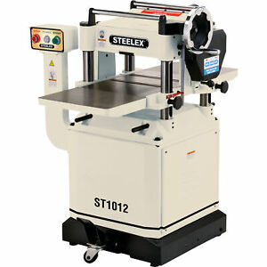 Steelex 15in Helical Cutterhead Planer 3 Hp 240 Volts 15 Amps 1 phase
