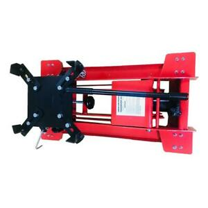 1100lb 0 5 Ton Low Profile Transmission Hydraulic Jack Shop Repair Lift