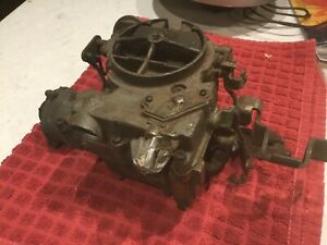 Chevrolet Chevy Buick Oldsmobile 17058185 Rochester Two Jet Gm Carburetor Carb