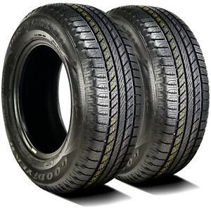 2 New Goodyear Wrangler Hp 265 70r17 113s Vsb A S All Season Tires