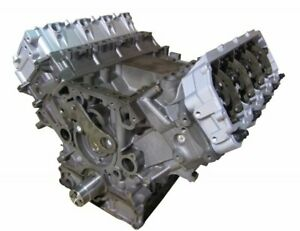 6 0 Ford Powerstroke with Arp Studs Remanufactured Diesel Long Block Engine