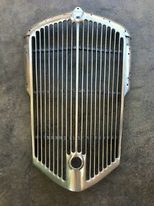 Willys 1933 1934 Coupe Sedan Pickup Grille Grill Gasser Hot Rat Rod