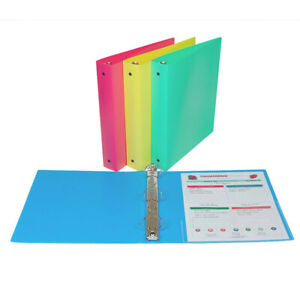 C line Products Inc Cli31720 3 ring Binder 1 1 2 Capacity