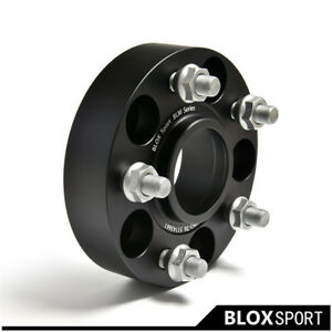 Pair Of 2 30mm 5x114 3 Wheel Spacers 1 25 For Nissan Sentra Se R Spec V Typ B16