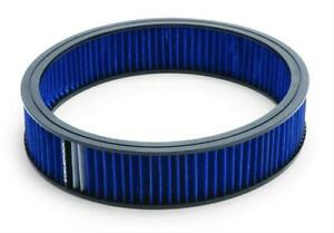 Edelbrock Pro flo Round Air Filter Element 43667