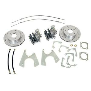 Summit Racing Rear Drum to disc Brake Conversion Kit Sum bk1623 ds
