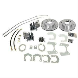 Summit Racing Rear Drum to disc Brake Conversion Kit Sum bk1629 ds