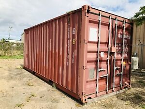 20 Freight Shipping Container