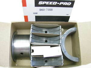 Speed Pro 360 7055 std Performance Main Bearings Set Gm 4 3l V6