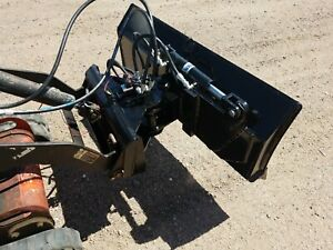 New Custom 6 Way Dozer Blade For Mini Skid Steer Fits Dingo Ditch Witch