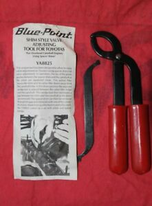 Blue Point Shim Style Valve Adjusting Tool