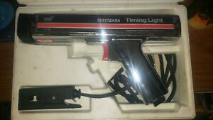 Vintage Sears Penske Timing Light Inductive Pickup 244 21381 W Case