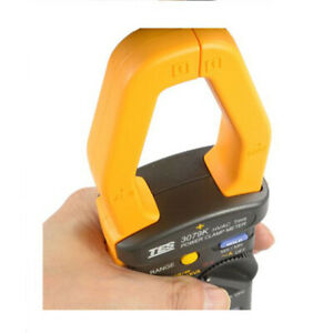 Tes 3079k 3 Three Phase Multifunction Digital Power Clamp Meter New