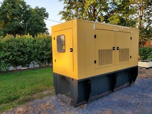 Cat Olympian 200kw 01 Hrs 994 D200p4