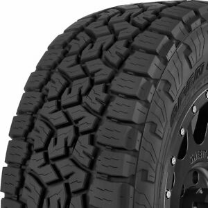 4 New Lt285 75r17 E 10 Ply Toyo Open Country At Iii 285 75 17 Tires