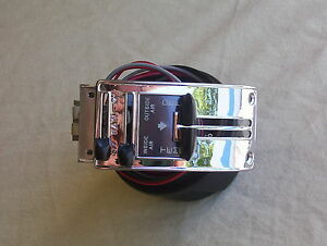 1955 1956 1957 1958 1959 Chevy Pick Up Truck Deluxe Heater Control Restored