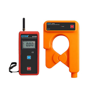 Etcr9200b High low Voltage Wireless Clamp Current Meter Ac 0 00ma 1000a