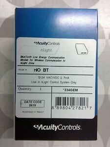 Acuity Controls Nio Bt Nlight Bluetooth Communication Module free Shipping